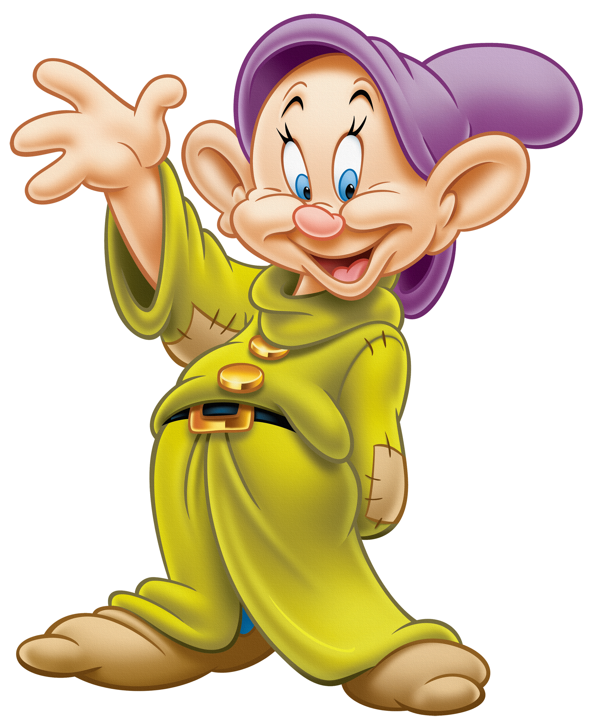 Dopey_Transparent_PNG_Clipart