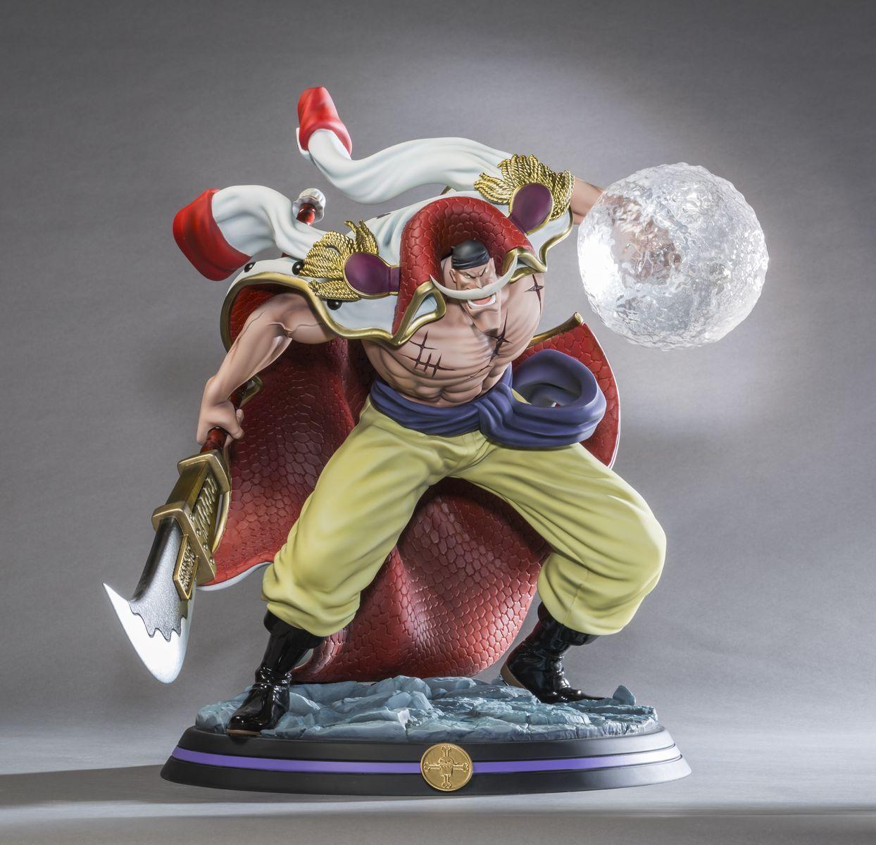 Tsume Art One Piece White Beard HQS Statue