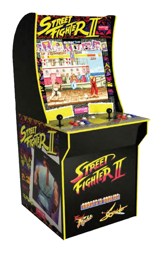 arcade-1up-mini-cabinet-arcade-game-street-fighter-2-ghost-n-goblins-final-fight-and-strider-toyslife