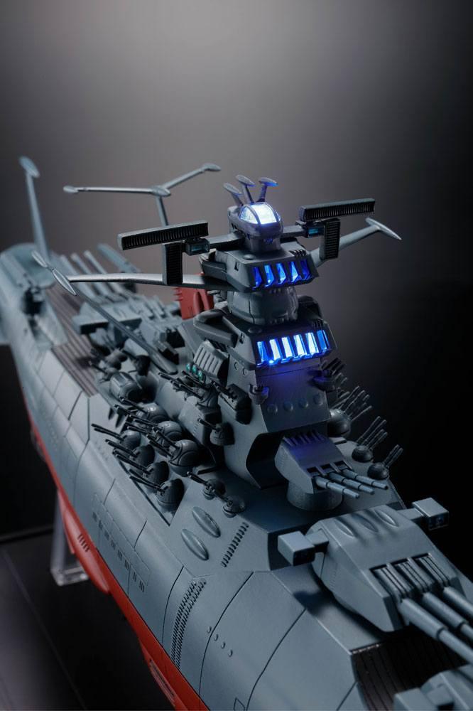 Bandai Space Battleship Yamato 2202 Soul of Chogokin ...