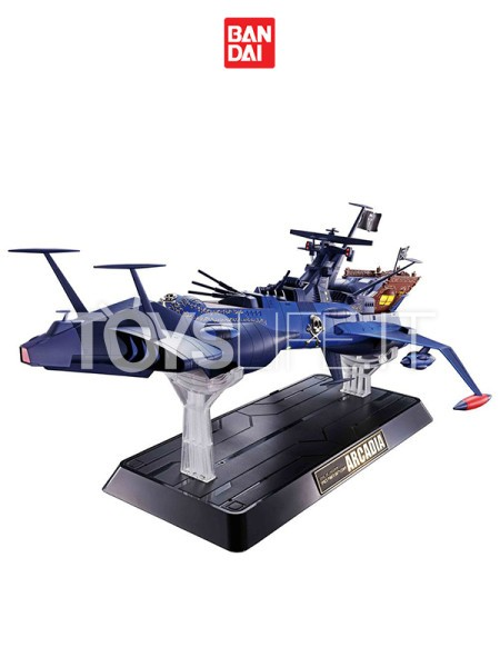 bandai-space-pirate-captain-harlock-soul-of-chogokin-gx-93-battleship-arcadia-arcadia-diecast-model-toyslife-icon
