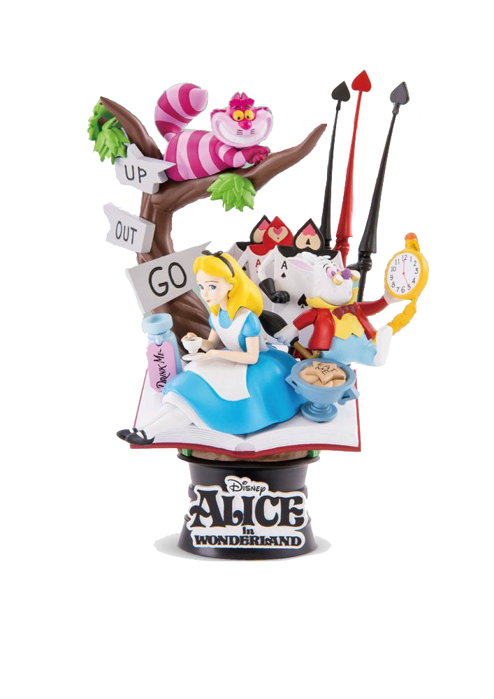 beast-kingdom-toys-disney-alice-in-wonderland-diorama-toyslife