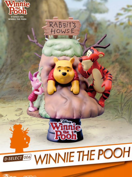 D-Select-006-Winnie The Pooh