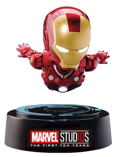 beast-kingdom-toys-marvel-ironman-mark-3-chrome-version-magnetic-floating-figure-toyslife