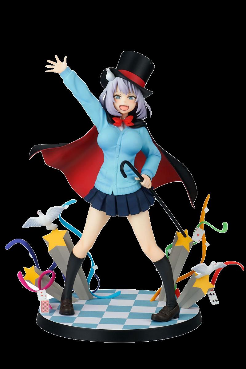 bellfine-magical-sempai-sempai-1:7-statue-toyslife