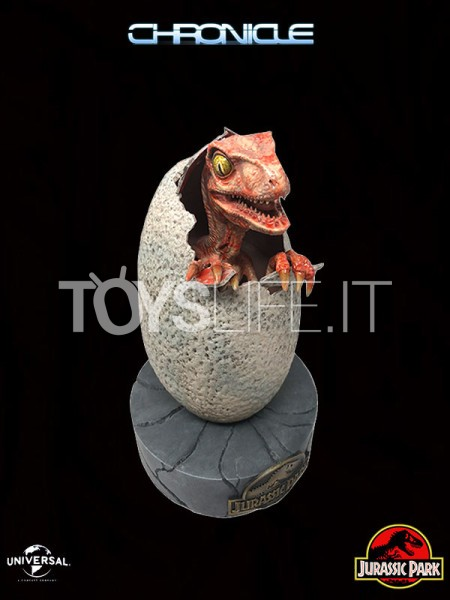 chronicle-collectibles-jurassic-park-raptor-hatchling-lifesize-statue-toyslife-icon