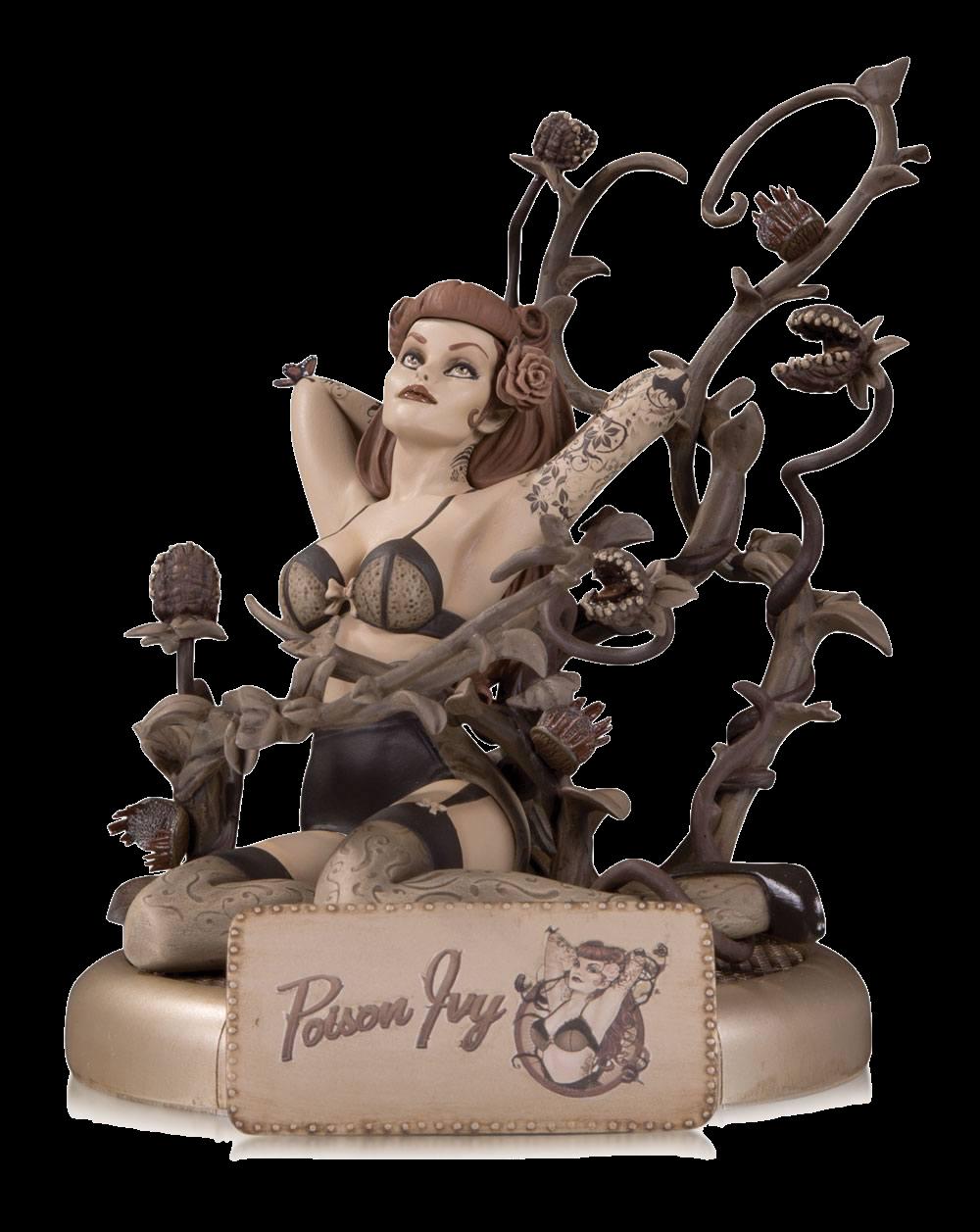 dc-bobmshells-poison-ivy-sepia-variant-statue-toyslife