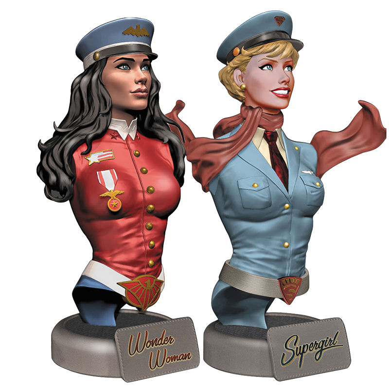 dc-bombshells-bust-wonder-woman-&-supergirl-toyslife