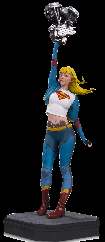 dc-gotham-garage-supergirl-statue-toyslife