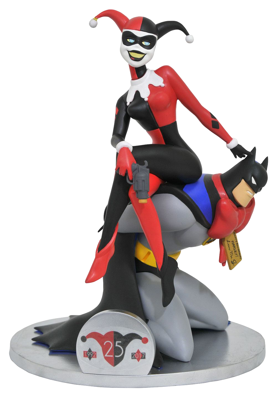 diamond-dc-batman-the-animated-series-harley-quinn-and-batman-statue-toyslife