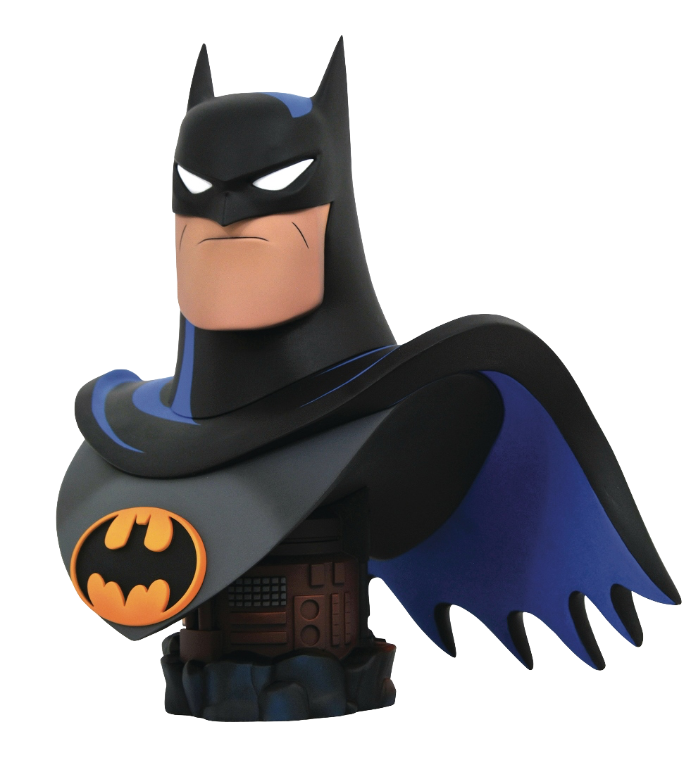 diamond-select-legends-in-3d-batman-the-animated-series-batman-1:2-bust-toyslife