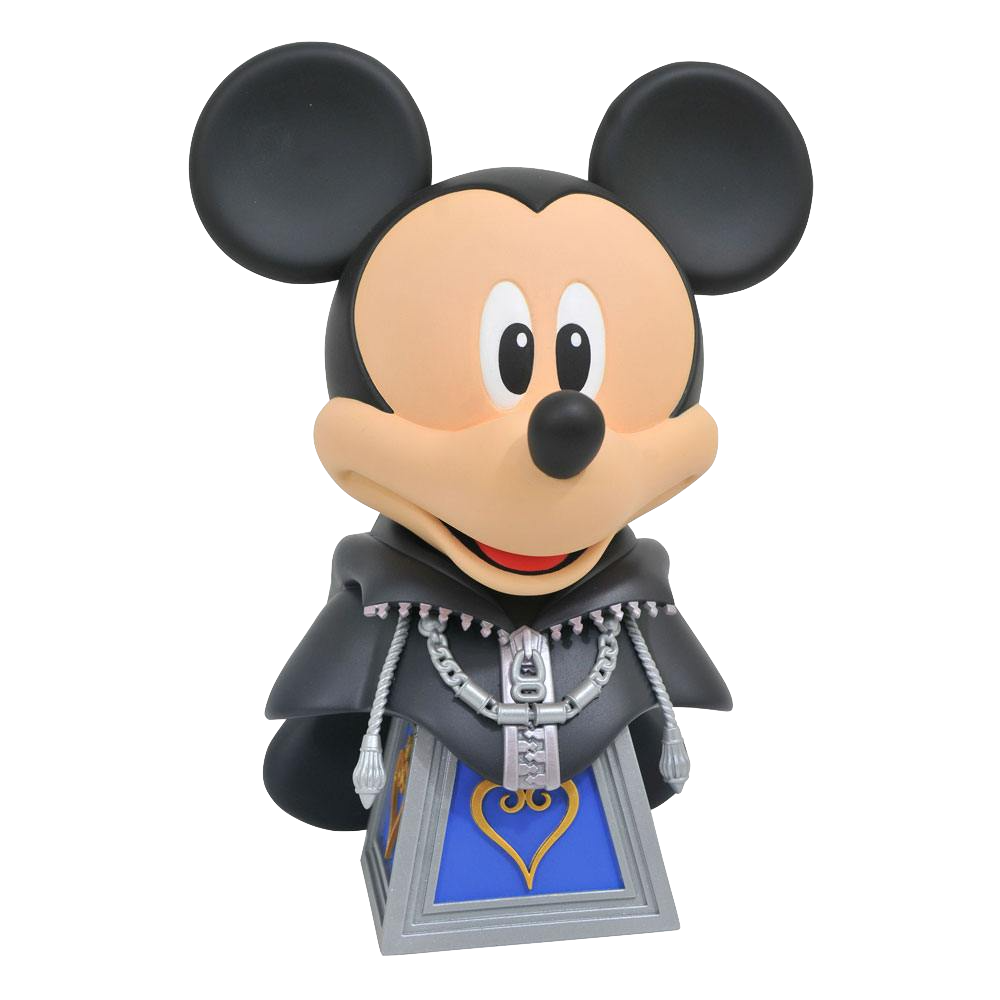diamond-select-legends-in-3d-kingdom-hearts-mickey-1:2-bust-toyslife