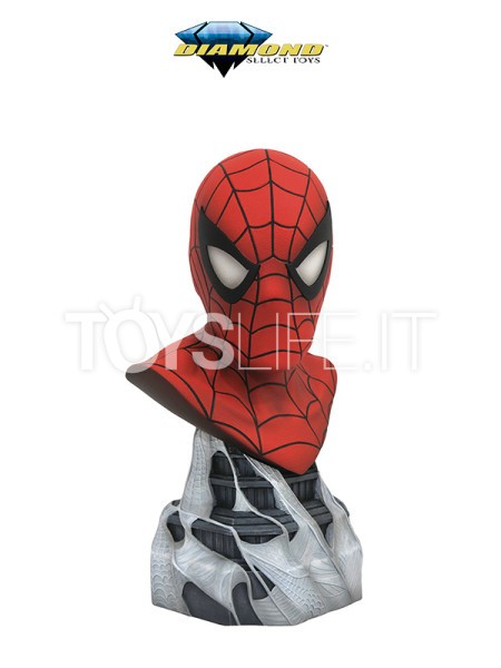 diamond-select-marvel-comics-spiderman-1:2-bust-toyslife-icon