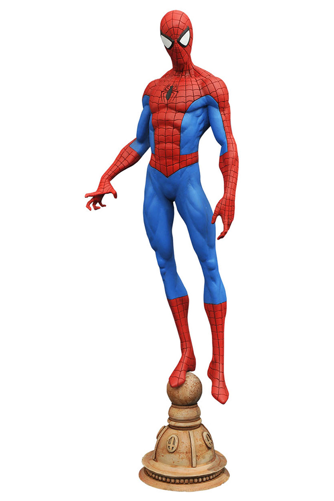 diamond-select-marvel-gallery-spiderman-pvc-statue-toyslife