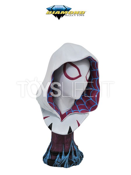 diamond-select-marvel-legends-in-3d-spider-gwen-bust-12-toyslife-icon