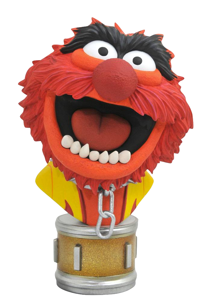 diamond-show-legends-the-muppets-animal-bust-toyslife