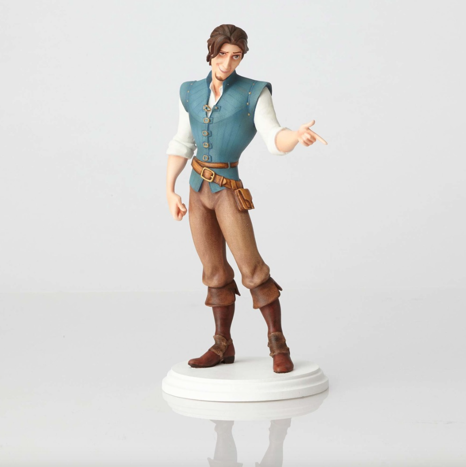 Disney Archives Tangled Flynn Maquette Toyslife