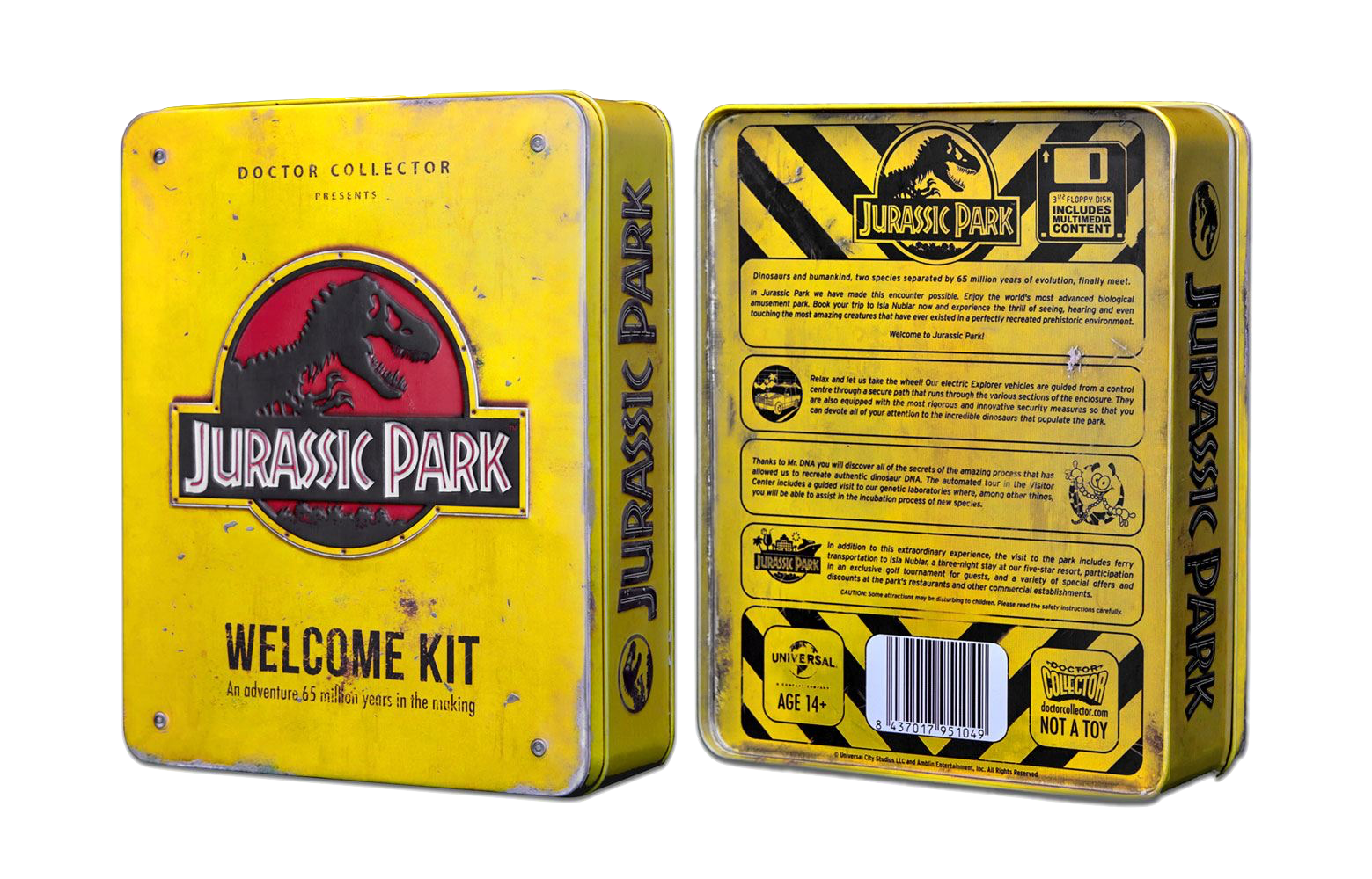 doctor-collector-jurassic-park-welcome-kit-amber-version-limited-toyslife