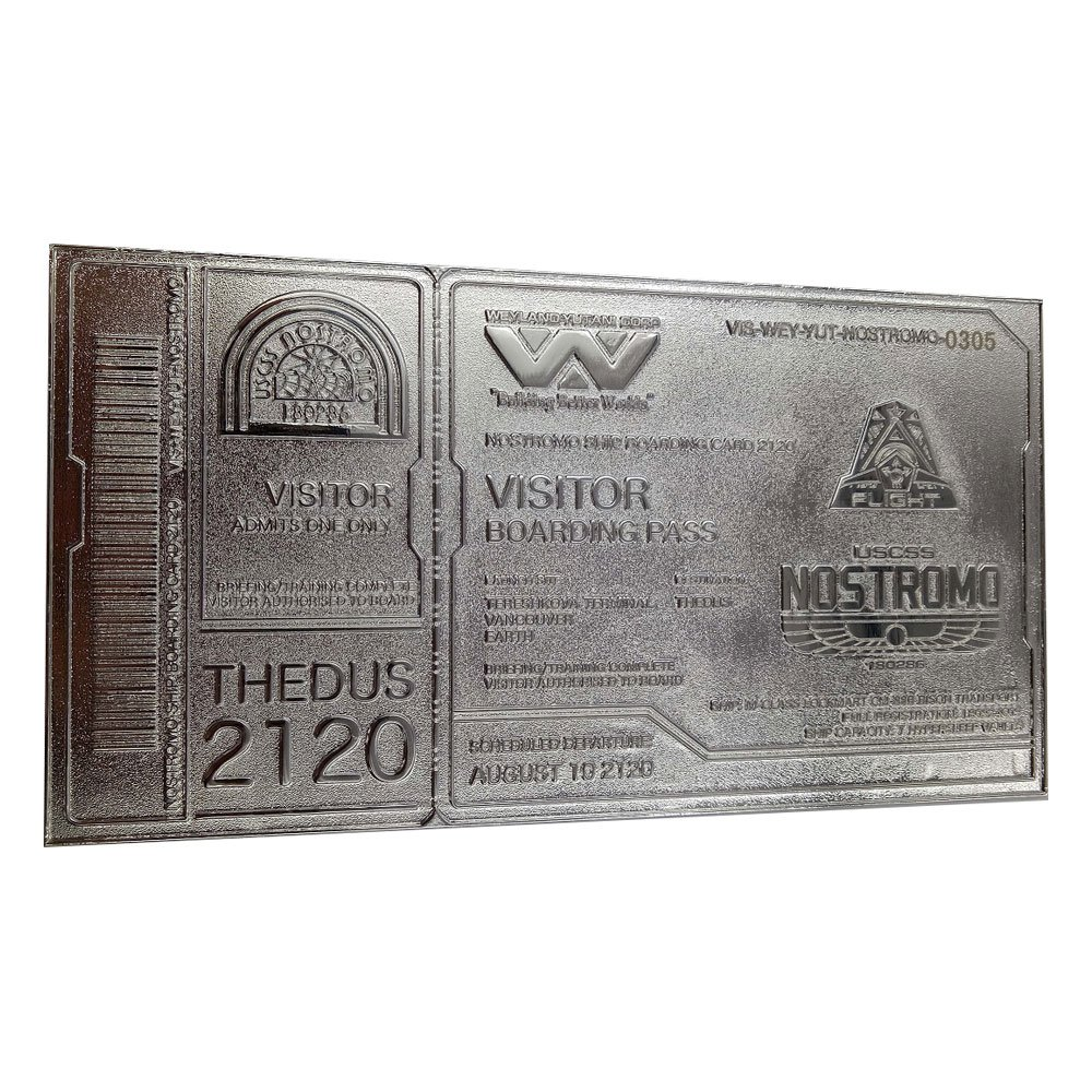 fanattik-alien-nostromo-ticket-silver-plated-replica-toyslife-02