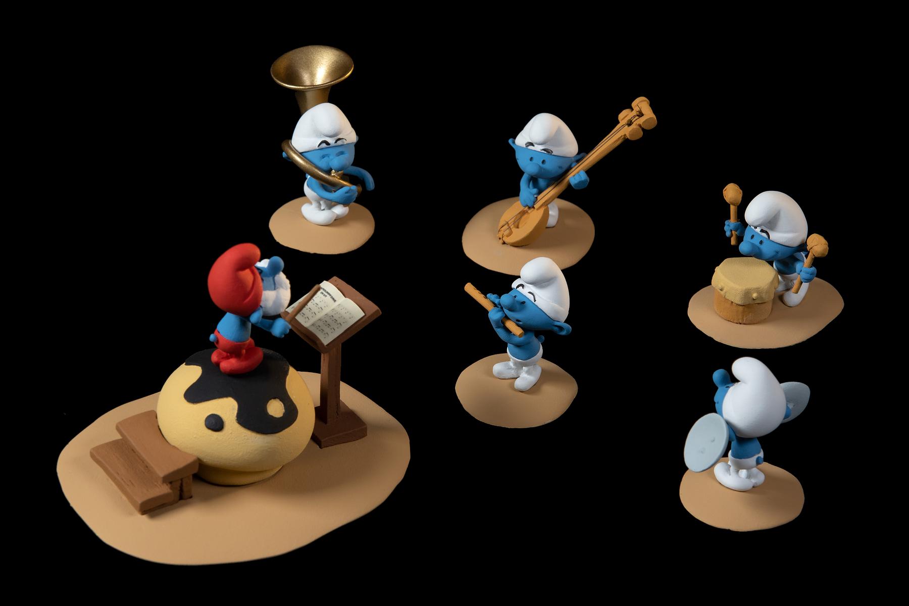 fariboles-smurfs-orchestra-part-1-toyslife