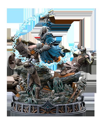 figurama-thor-ragnarok-elite-diorama-toyslife