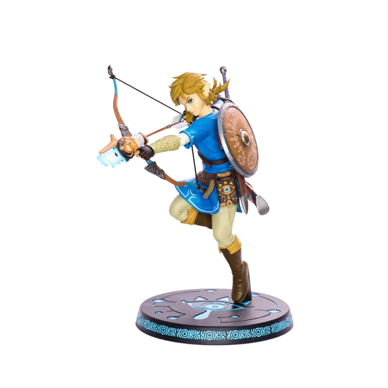 first-4-figures-zelda-breath-of-the-wild-link-statue-toyslife