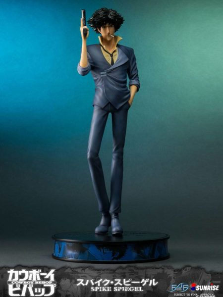 first4figures-cowboy-bebop-spike-spiegel-statue-toyslife-icon