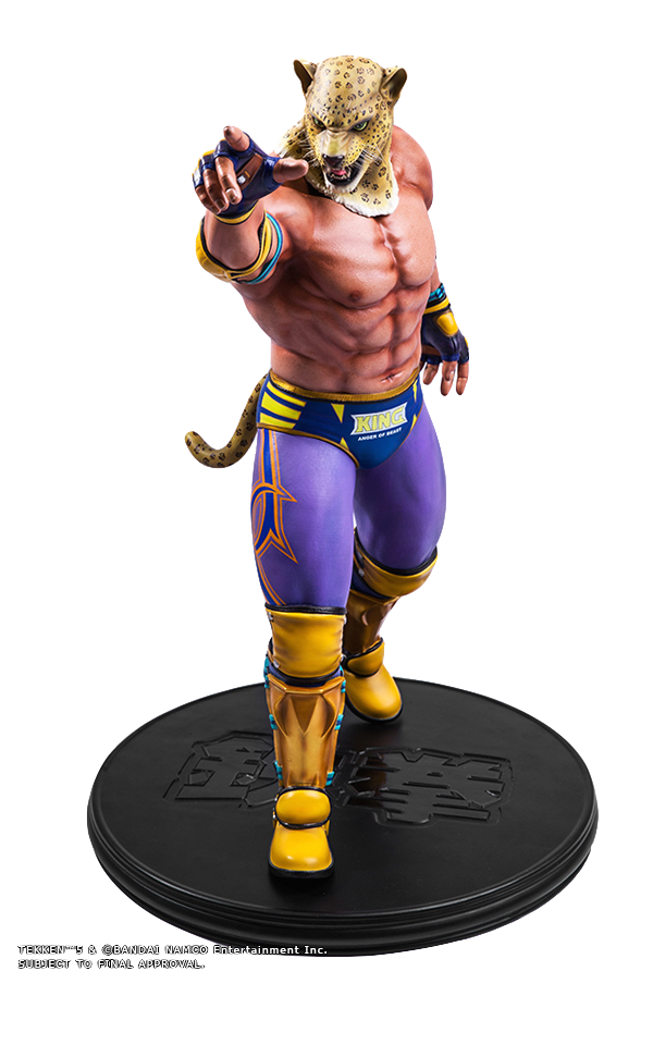first4figures-tekken-5-king-statue-toyslife