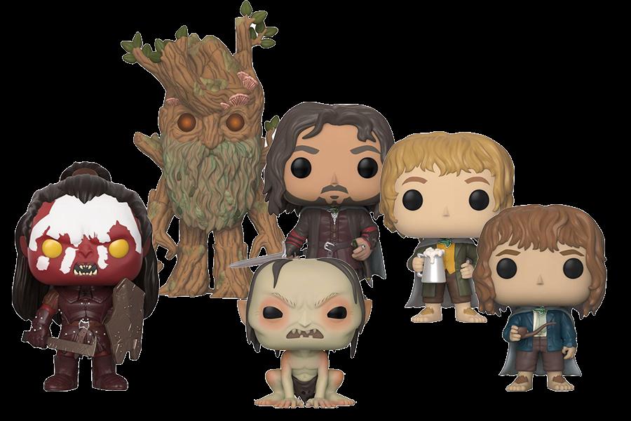 funko-movies-lotr-aragorn-lurtz-pippin-merry-gollum-treebeard-toyslife