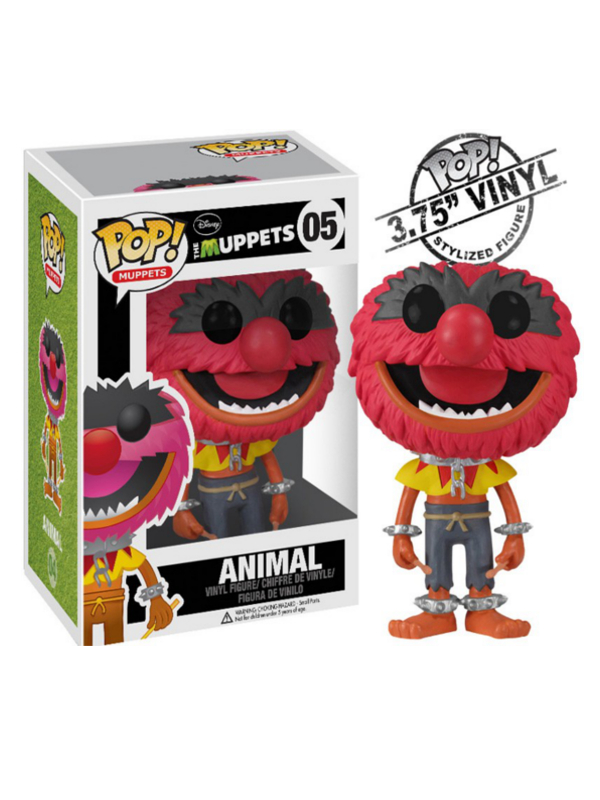 Funko Disney The Muppets Animal 05 Toyslife