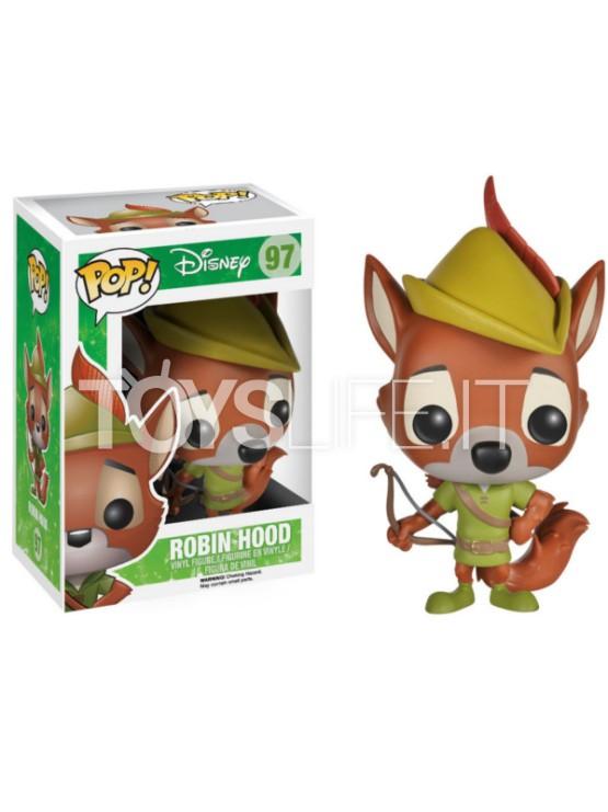 Funko Disney Robin Hood 97 Toyslife