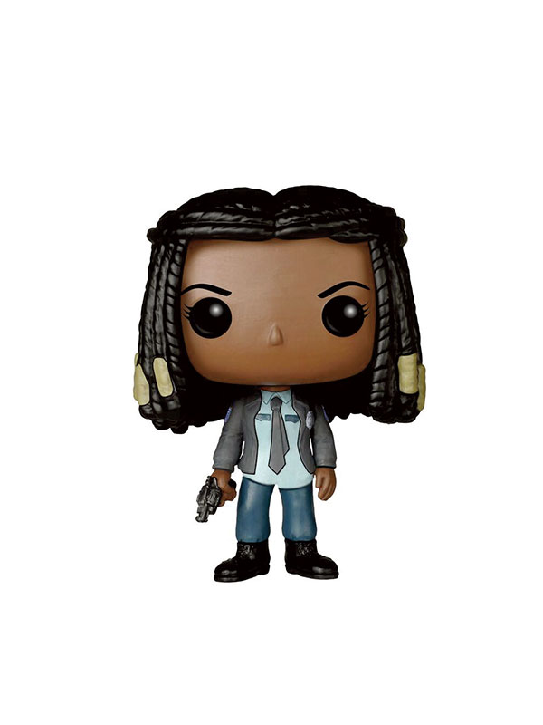 Funko Television The Walking Dead Serie 5 Michonne Toyslife