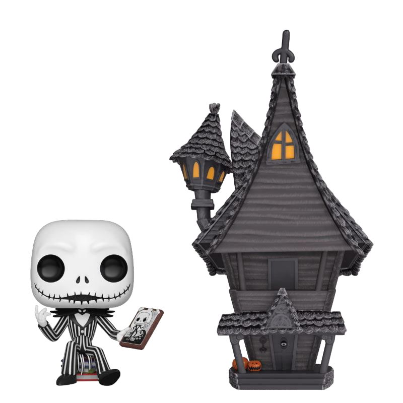 funko-town-disney-nightmare-before-christmas-jack-with-jack's-house-toyslife