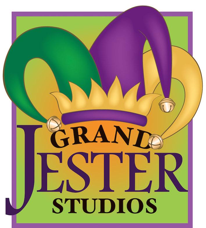 grand jester studios logo