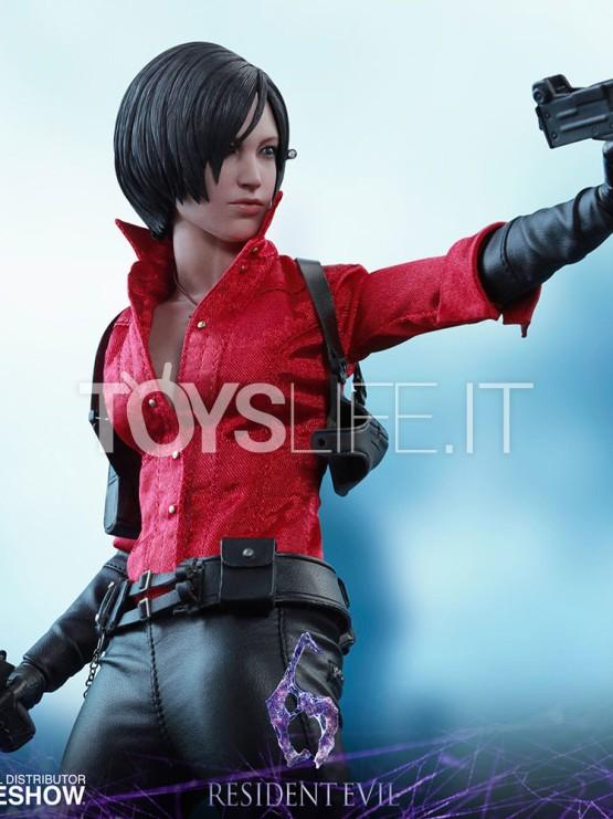 Hot Toys Resident Evil 6 Ada Wong 1 6 Figure Toyslife