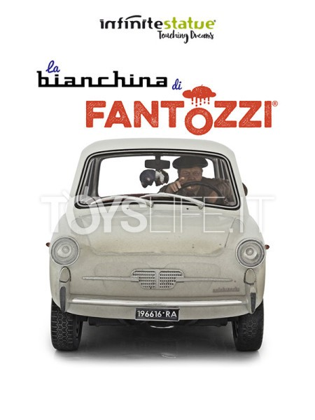 infinite-statue-fantozzi-bianchina-1:18-replica-statue-toyslife-icon