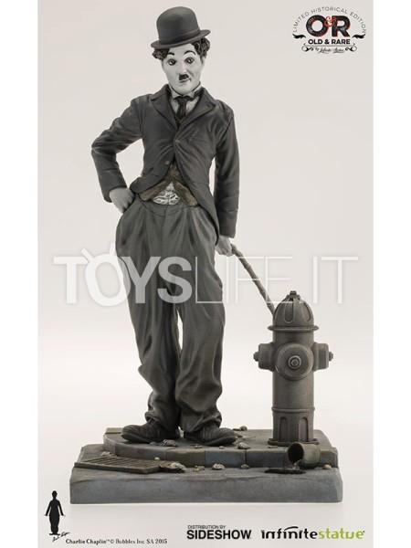 infinite-statue-old-&-rare-charlie-chaplin-the-tramp-statue-toyslife-icon