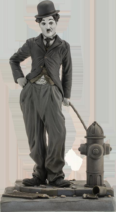 infinite-statue-old-&-rare-charlie-chaplin-the-tramp-statue-toyslife