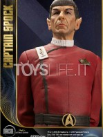infinite-statue-star-trek-2-wrath-of-khan-leonard-nimoy-as-captain-spock-1:3 statue-toyslife-icon