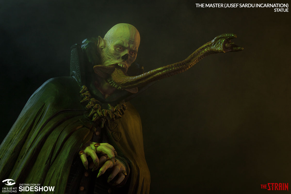 Insight Collectibles The Strain The Master Statue Toyslife