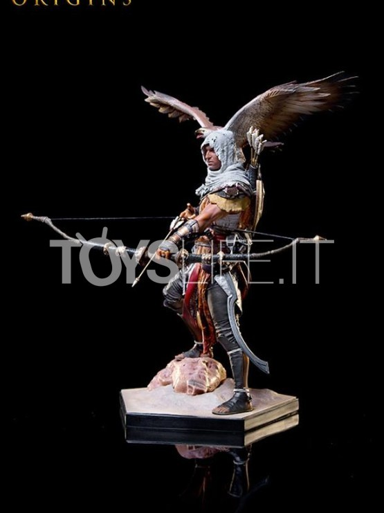Iron Studios Assassin S Creed Origins Bayek 1 10 Deluxe Statue
