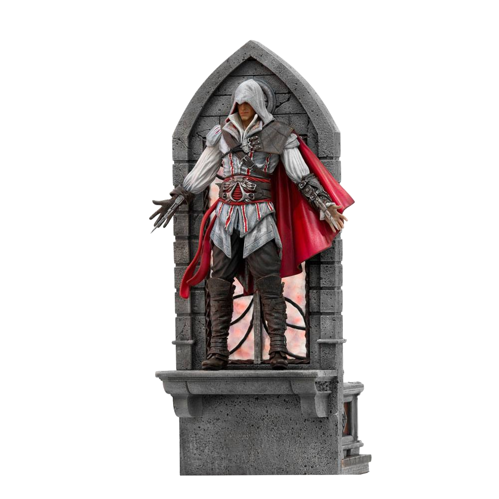 iron-studios-assassins-creed-ezio-auditore-1:10-deluxe-statue-toyslife