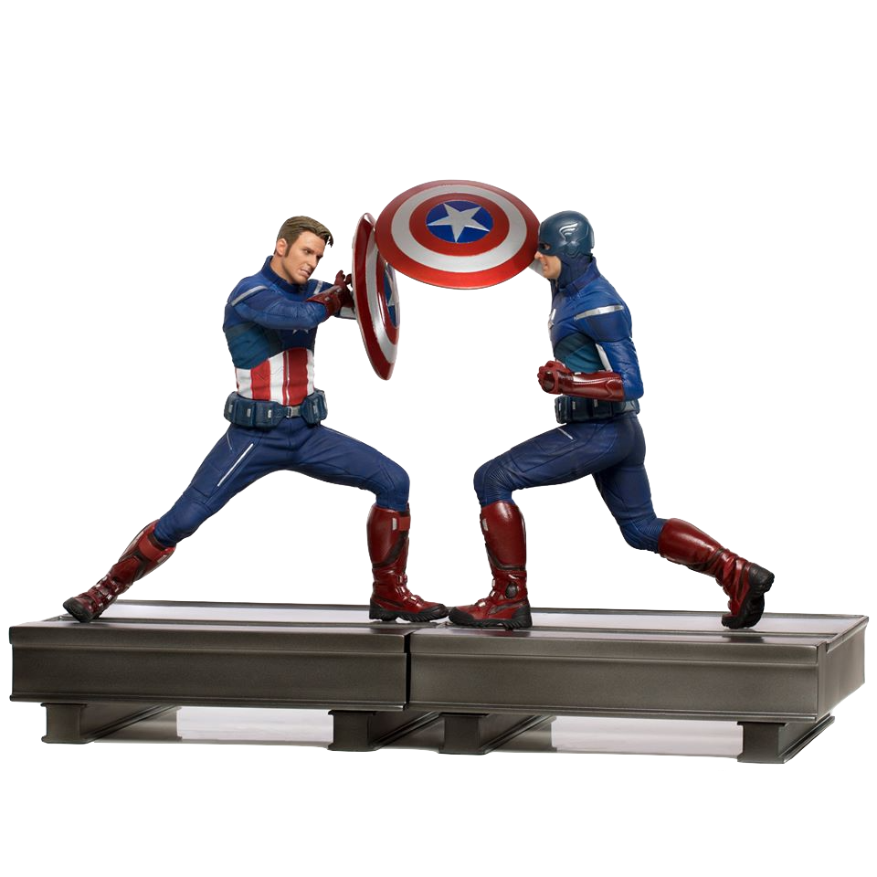 iron-studios-avengers-endgame-captain-america-2023-vs-captain-america-2012-1:10-statue-toyslife