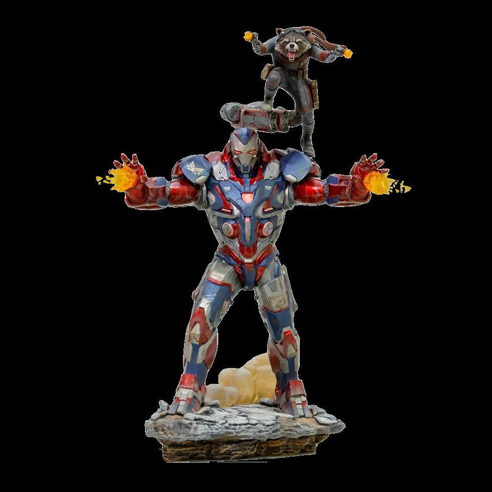 iron-studios-avengers-endgame-iron-patriot-and-rocket-1:10-statue-toyslife