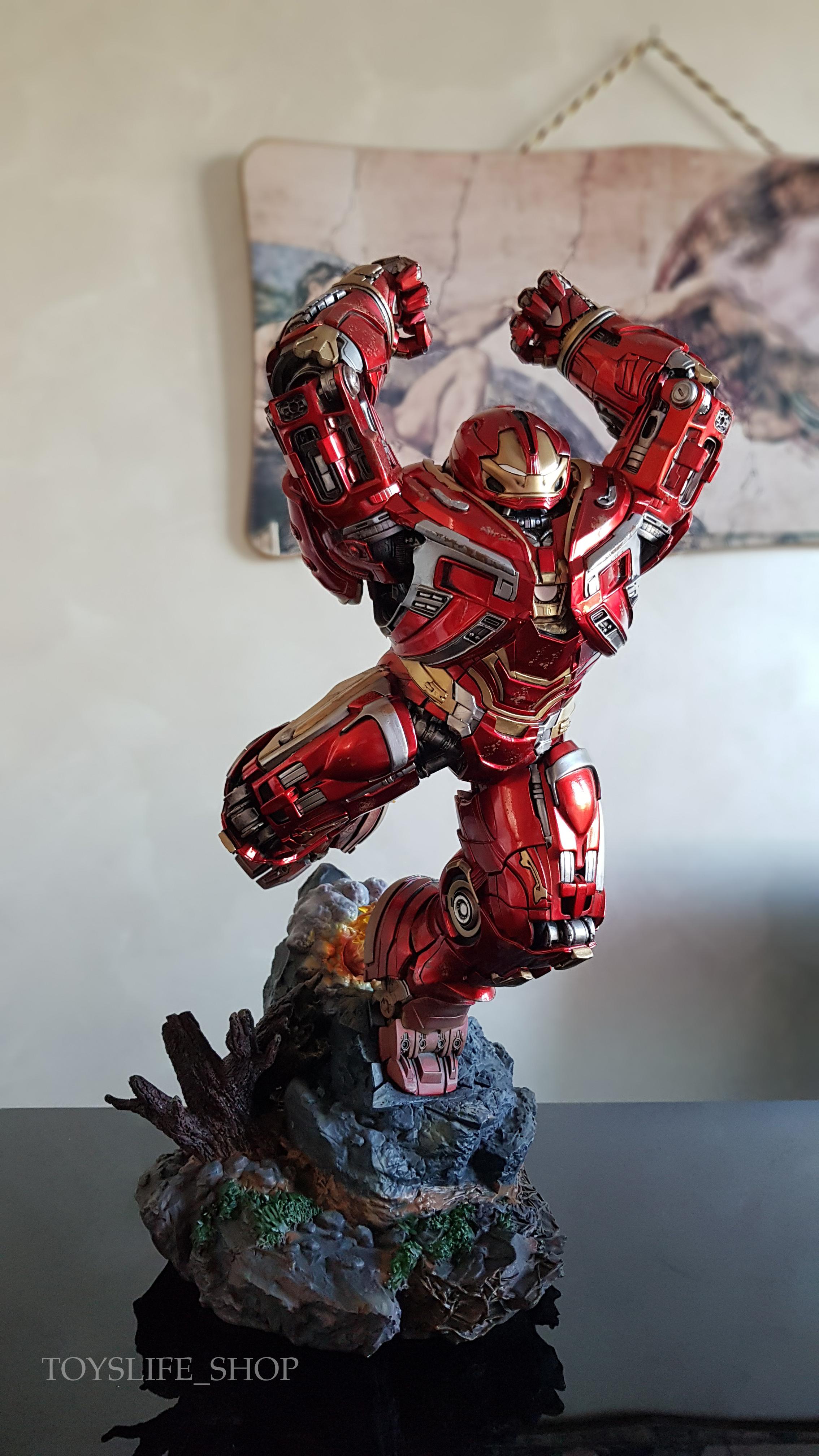 iron-studios-avengers-infinity-war-hulkbuster-1:10-statue-review-toyslife-02