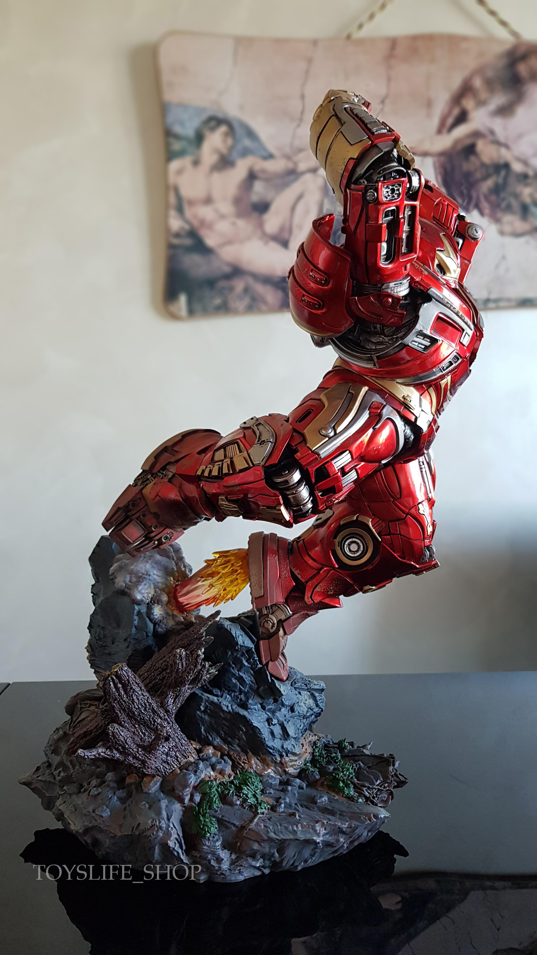 iron-studios-avengers-infinity-war-hulkbuster-1:10-statue-review-toyslife-03