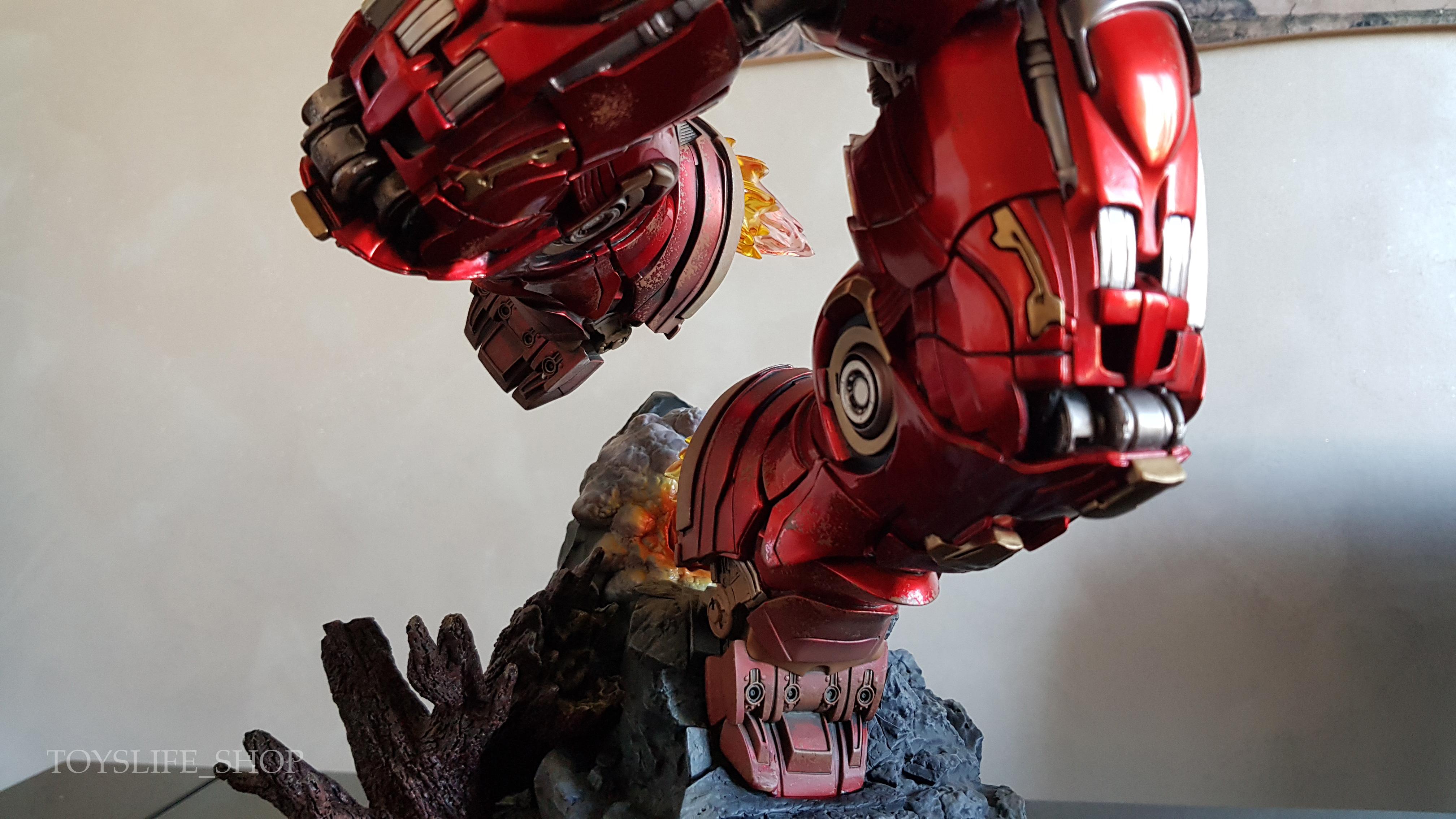 iron-studios-avengers-infinity-war-hulkbuster-1:10-statue-review-toyslife-08