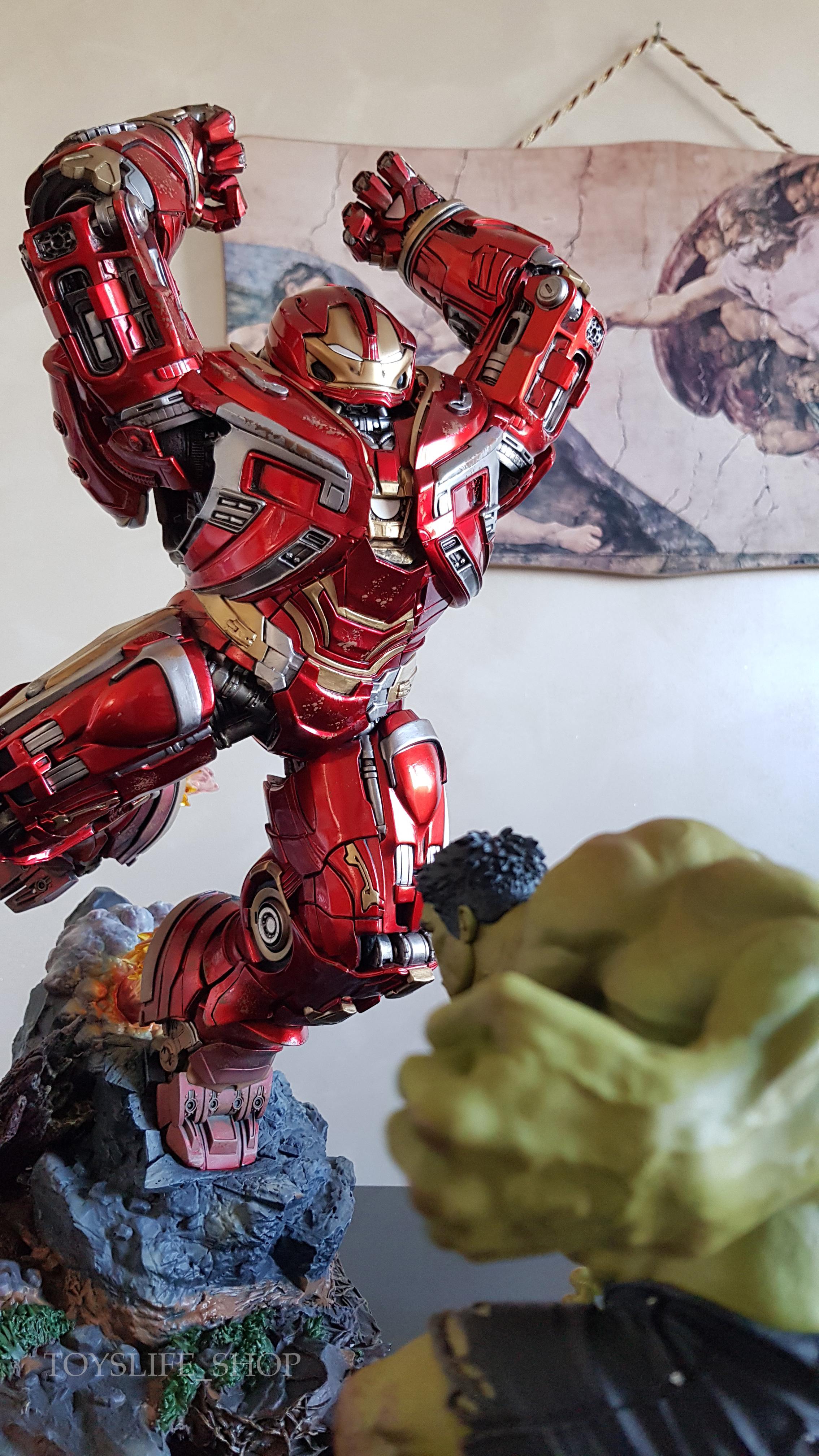 iron-studios-avengers-infinity-war-hulkbuster-1:10-statue-review-toyslife-14