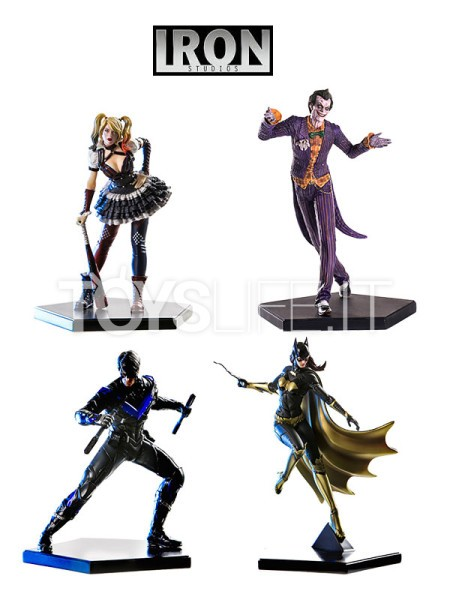 iron-studios-batman-arkham-knight-joker-harley-nightwing-batgirl-toyslife-icon