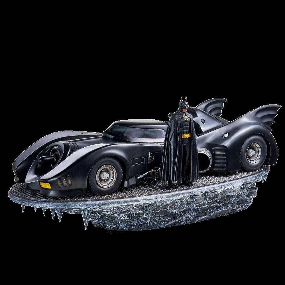 iron-studios-dc-batman-1989-batmobile-and-batman-deluxe-1:10-statue-toyslife